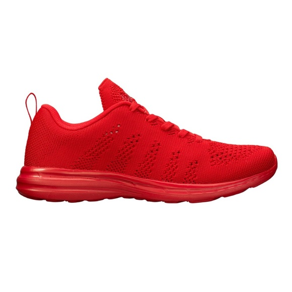 NWT APL TechLoom Pro Red women s Size 7 5eee1e0591a